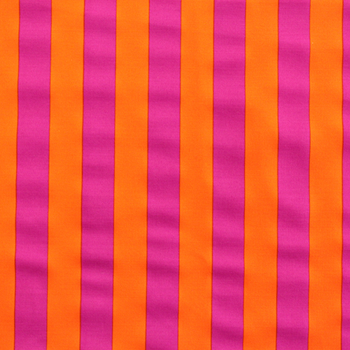 Bright citrus is always cute for summer - and guarantees that you won't loose your little one from sight! This fabric is almost sold out and at $3 per half yard cut, it is a steal!