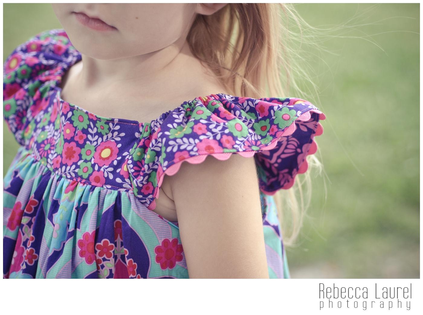 Fly Girl pattern by Little LIzard King