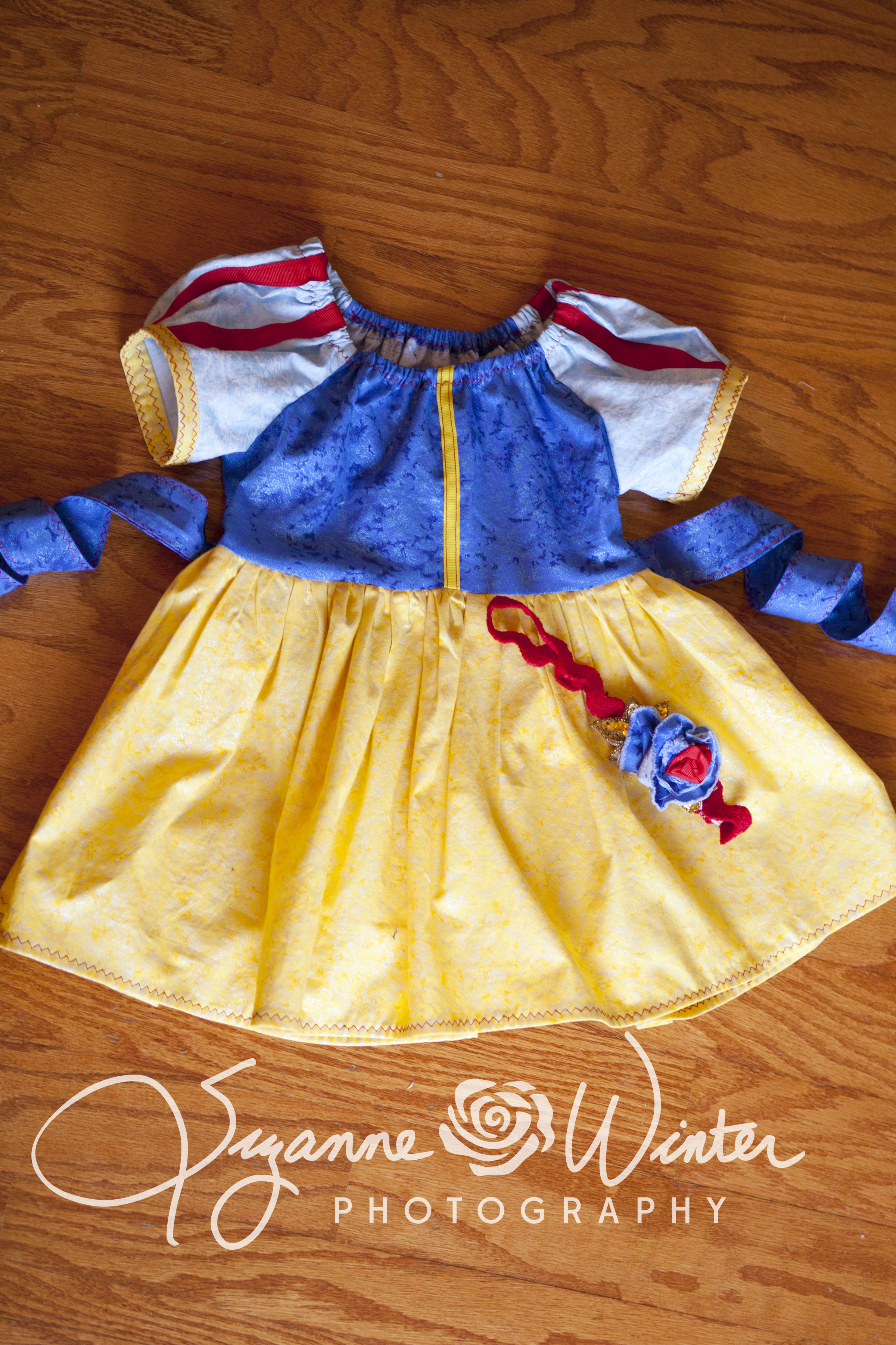 Kits Fit for a Princess: Snow White — Pattern Revolution