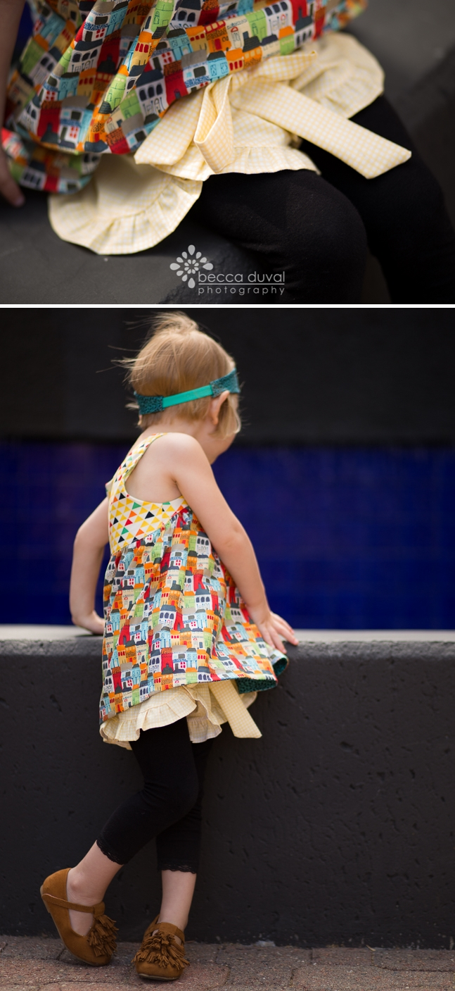 Pattern Review of the Lolita Ruffle Shorts By Felicity Patterns (@PatternBug)   Featuring the Elegance & Elephants Bohemian Baby Doll (@EandElephants), Free Create Kids Couture Retro Headband (@cre8kidscouture), and Joyfolie Sydni Shoes (@jessicahaley)