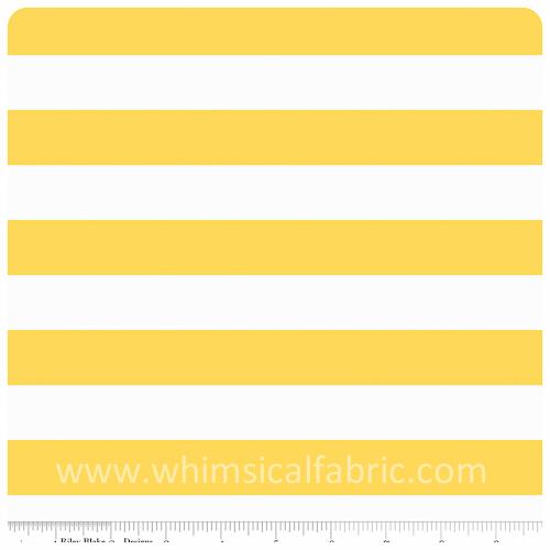 Riley Blake Knit Medium Stripes