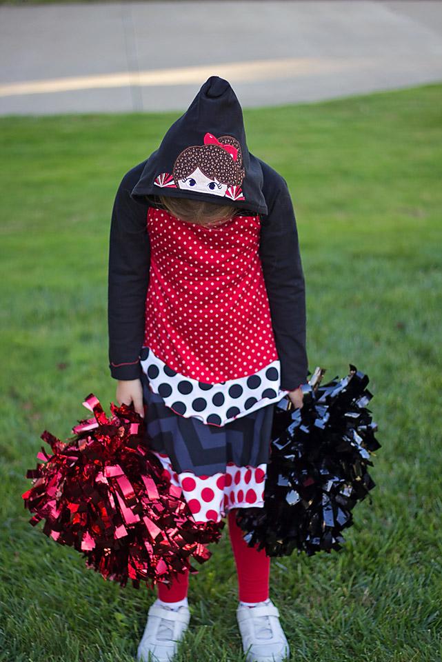 Cheerleader Rachel!