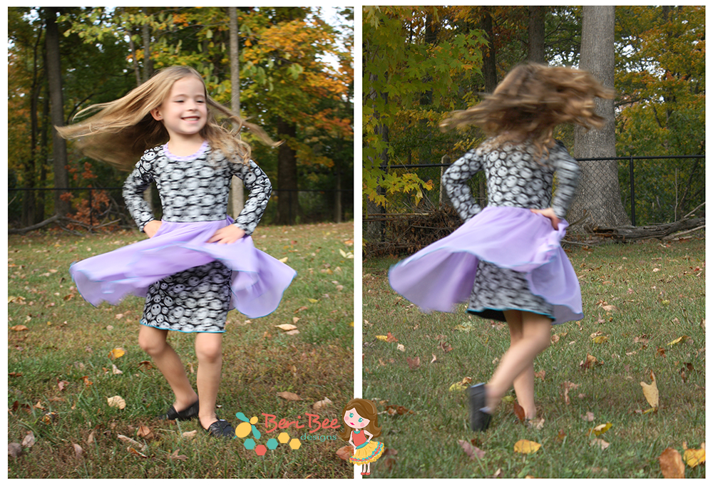 Willow Dress by My Childhood Treasures- Pattern Revolution
