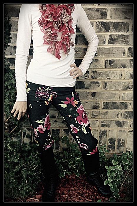 Winter Wear Designs- Women's Aviator Pants- Pattern Revolution