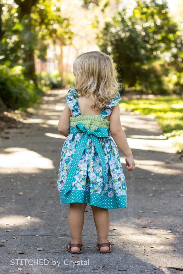 Huckleberry Bodice and Tallulah Skirt