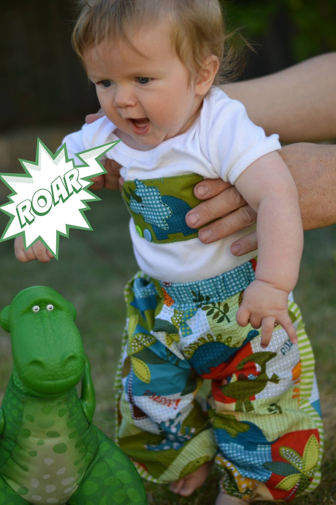 Baby and Toddler Harems by Pattern Emporium