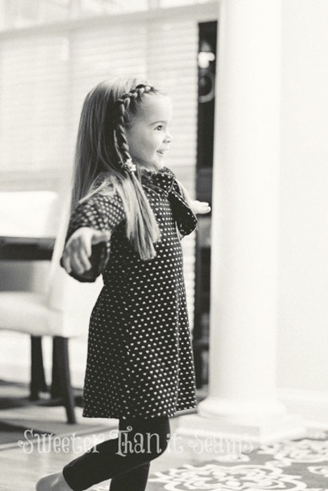 The Elke Dress Pattern from My Childhood Treasures- Pattern Revolution