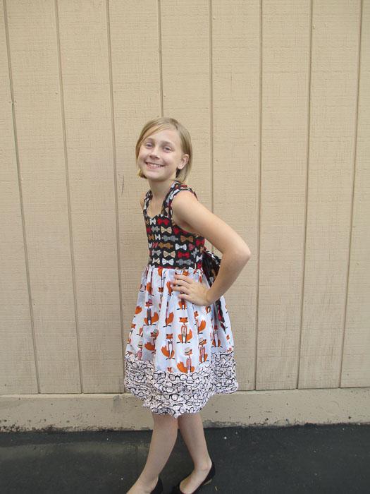 XOXO Dress by Mandy K Designs
