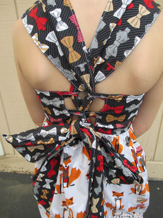 XOXO Dress by Mandy K Designs- Pattern Revolution