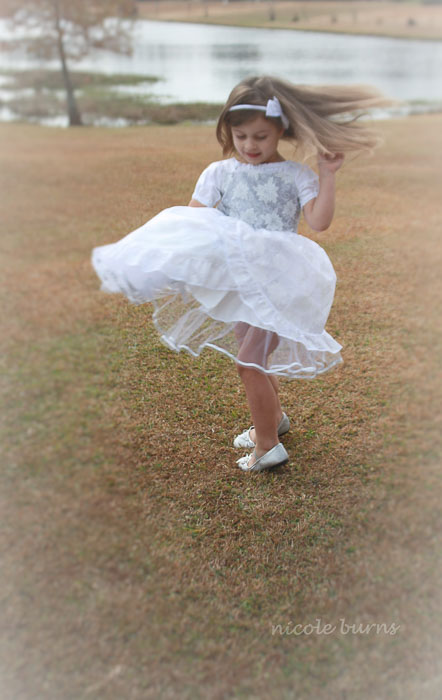 Sweet Innocence Dress by My Treasured Heirlooms