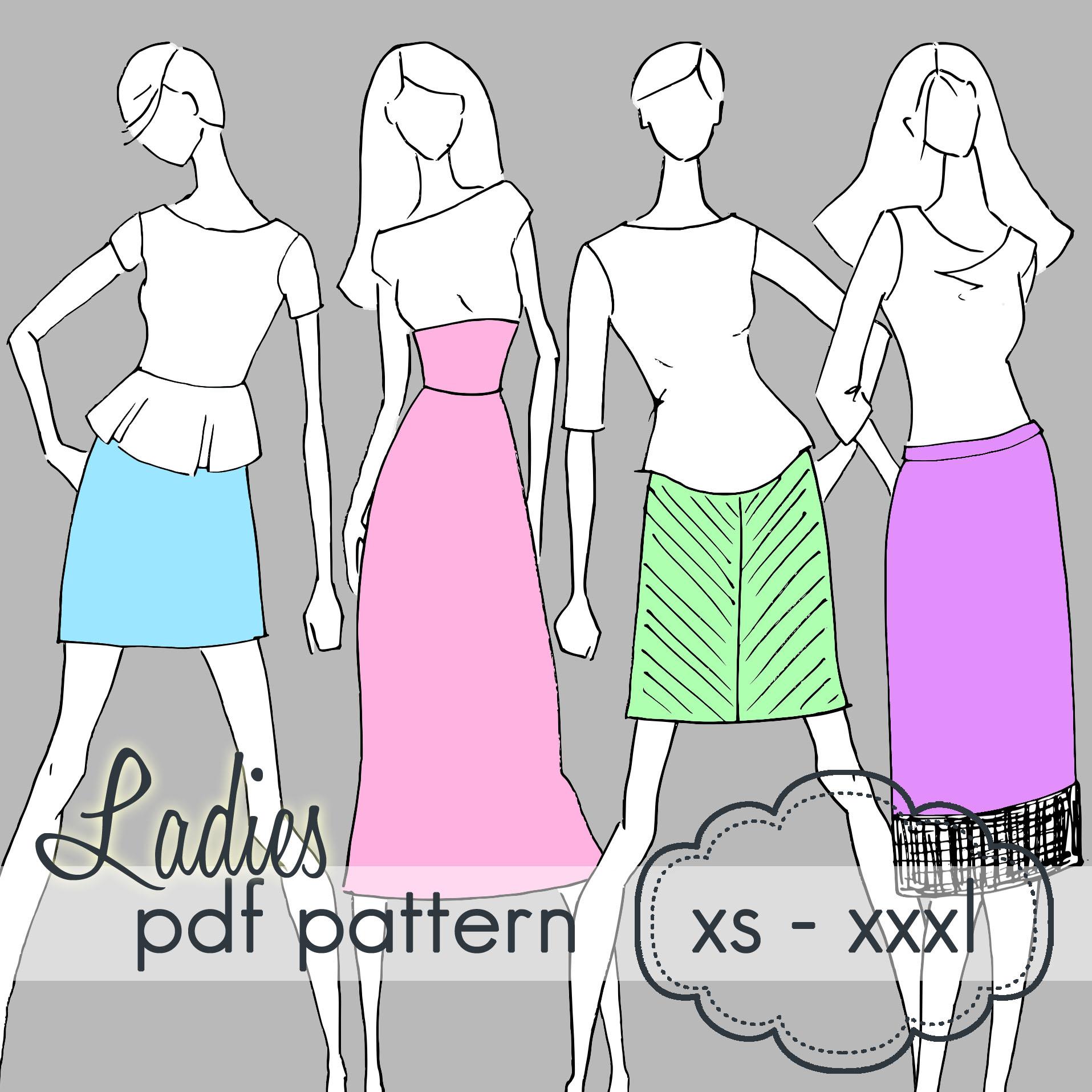 Jocole Pencil Skirt