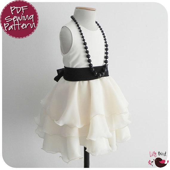 Lily Bird Studio Maddie's Dress