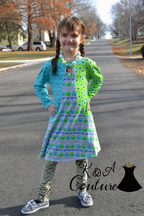Rylee Dress by addiek- Pattern Revolution
