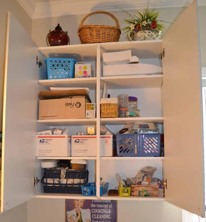 Shelf Space Galore
