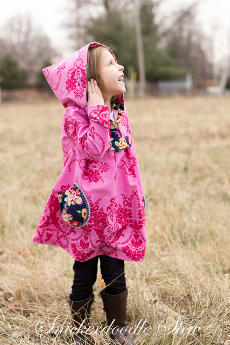 Andover Pullover and Jacket by Terra's Treasures- Pattern Revolution