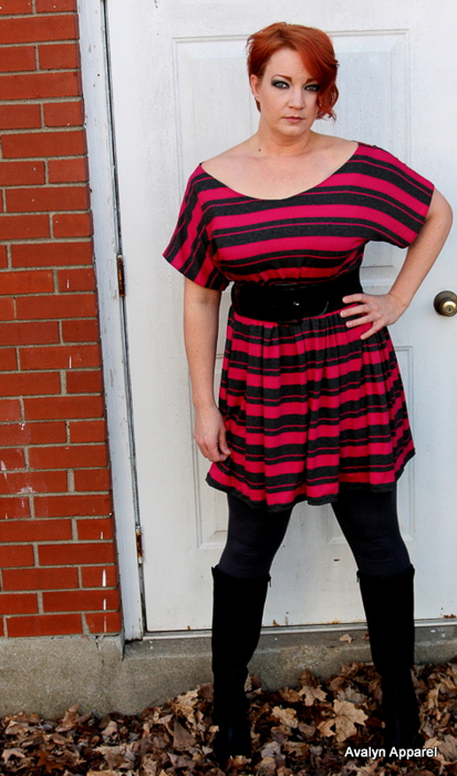 Best Friend's Dress by Ellie Inspired-Pattern Revolution