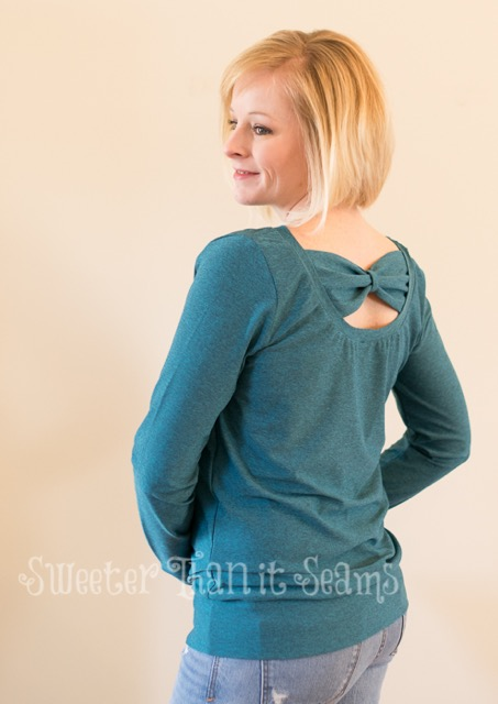 The Otium Sweater by Sofilantjes Patterns- Pattern Revolution