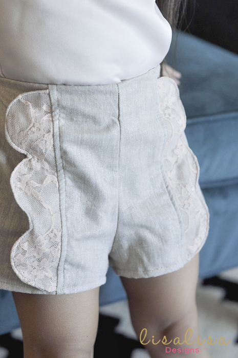 Clemence Shorts by Filles a Maman- Pattern Revolution