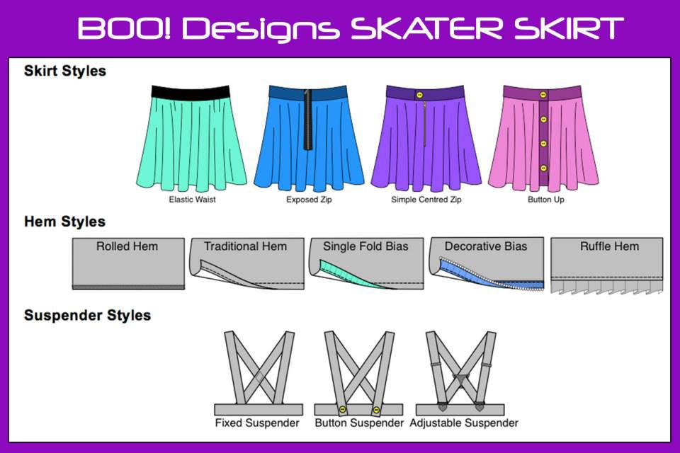 The Skater Skirt