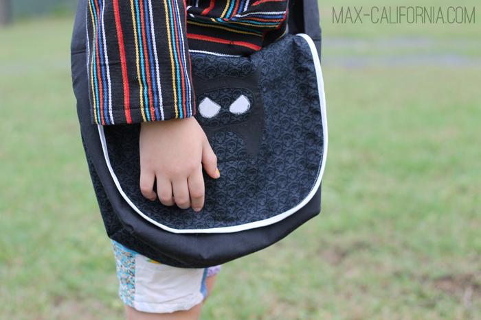 Design Your Own Messenger Bag by Little Moo Designs- Pattern Revolution