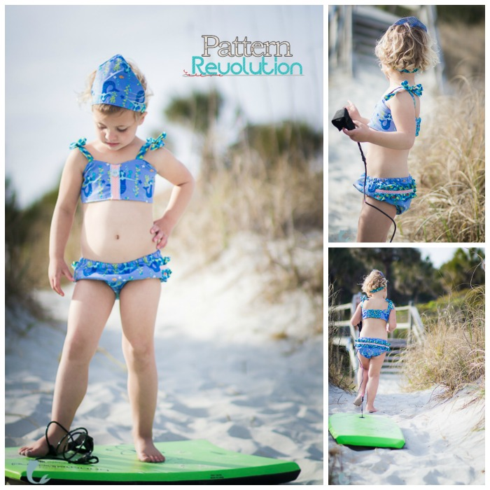 Gidget Bikini from Ruby Jean's Closet- Pattern Revolution
