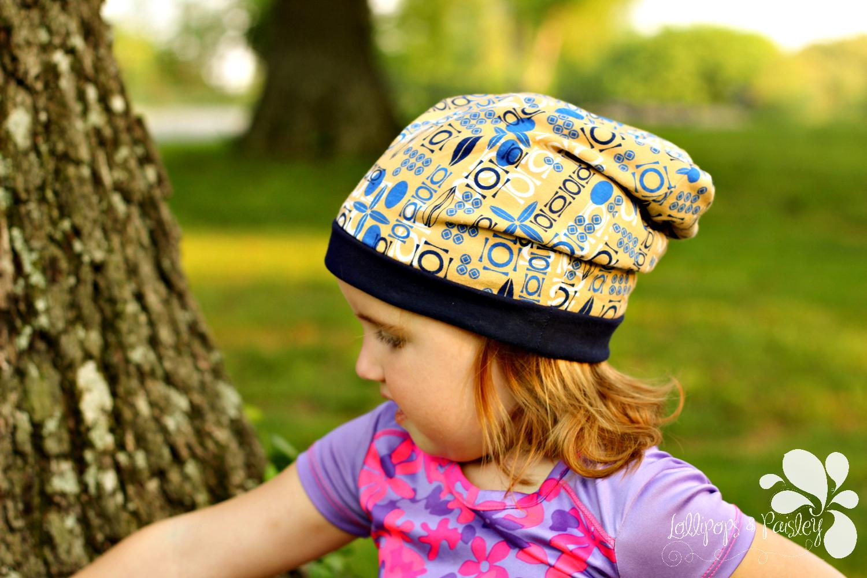 Tiddlywink Topper Hat from Stitchwerx Designs- Pattern Revolution