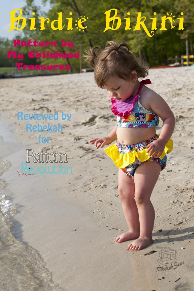 Birdie Bikini by My Childhood Treasures