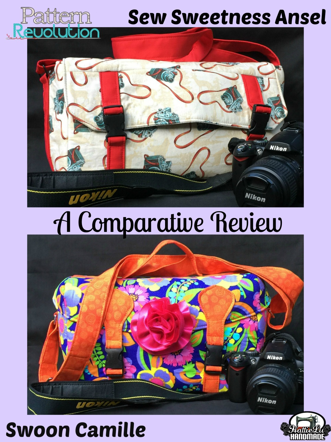 Sew Sweetness & Swoon Compartative-Pattern Revolution