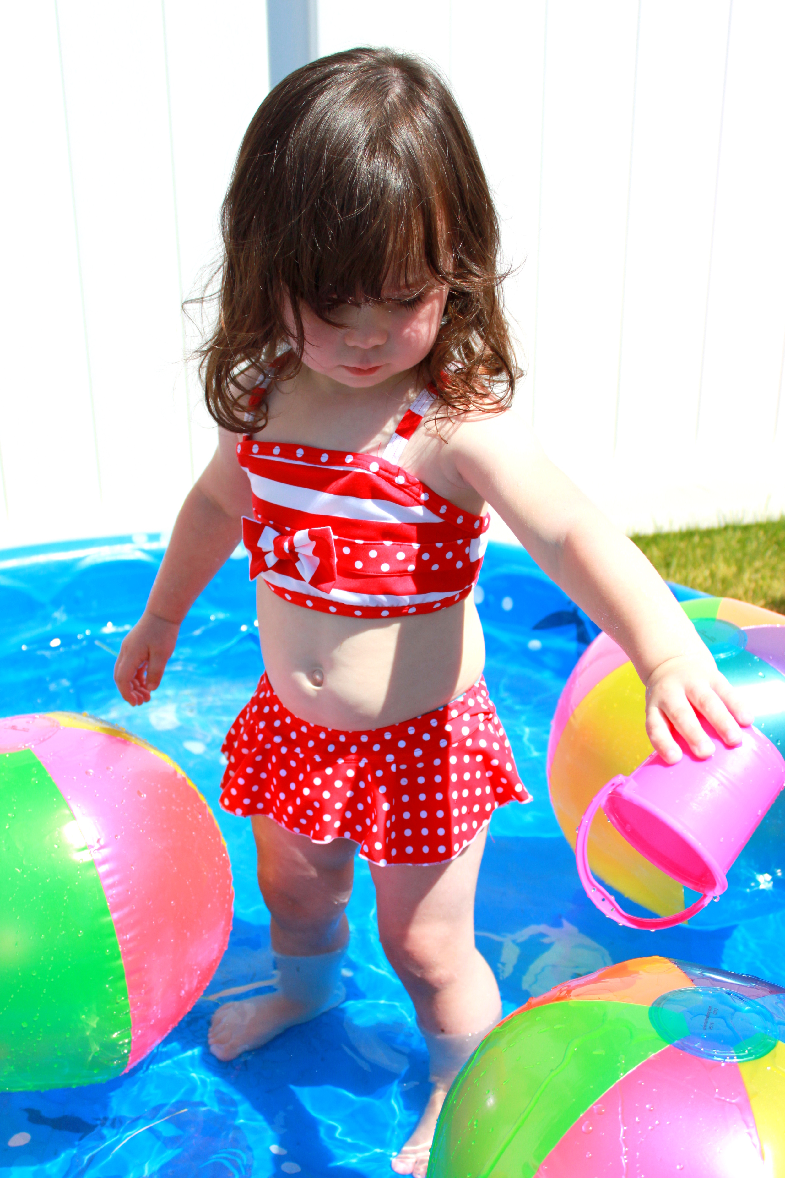 Teeny Kini by Dandelions and Dungarees