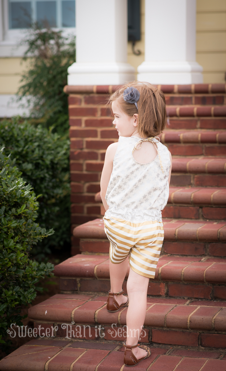 Introducing: Allie, Annie, and Quinn by Violette Field Threads