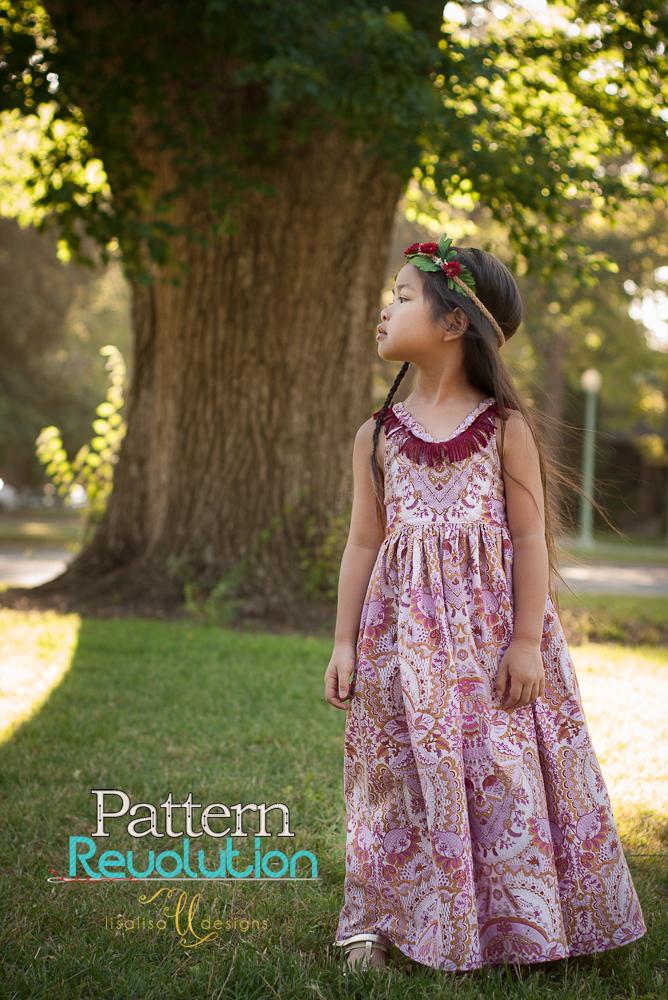Introducing: Allie, Annie, and Quinn by Violette Field Threads- Pattern Revolution