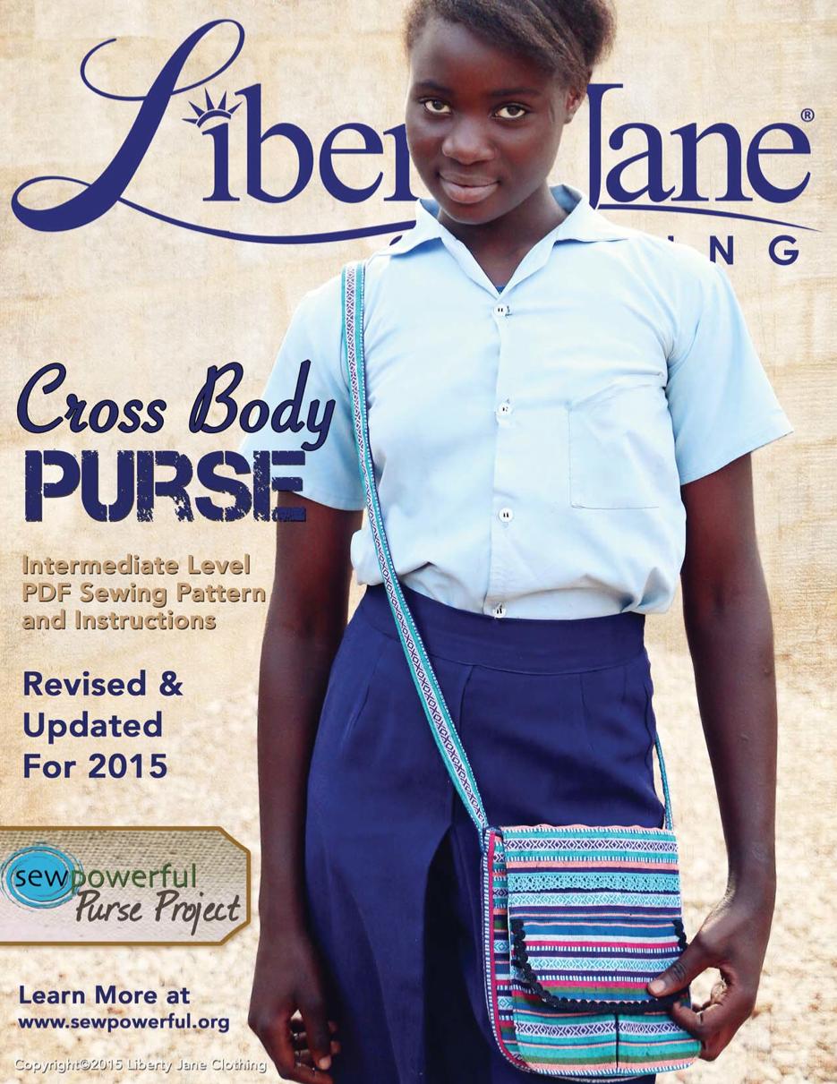 Cross Body Purse by Liberty Jane