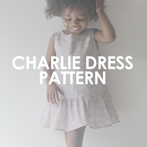 The Charlie Dress would be really cute and feminine for back to school: