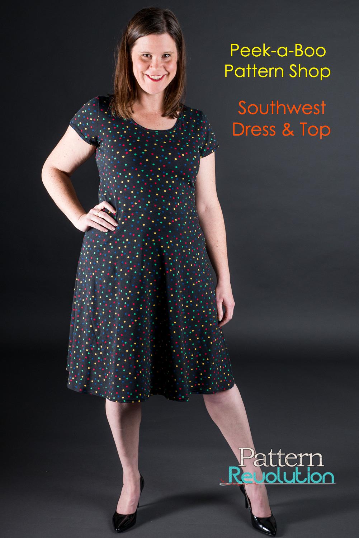 Peek a boo Southwest- Pattern Revolution
