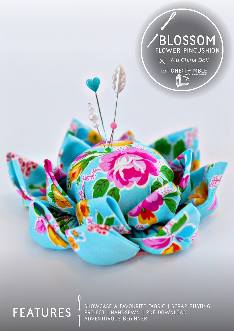 Blossom Flower Pincushion Stand Alone Cover.jpg