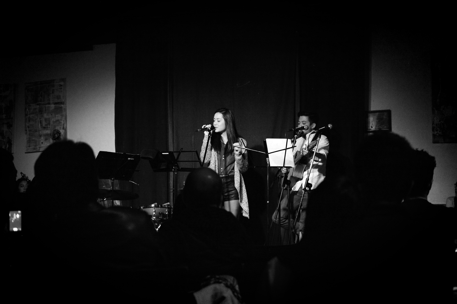 Jessica Zralykilled it with a Lana Del Rey cover.