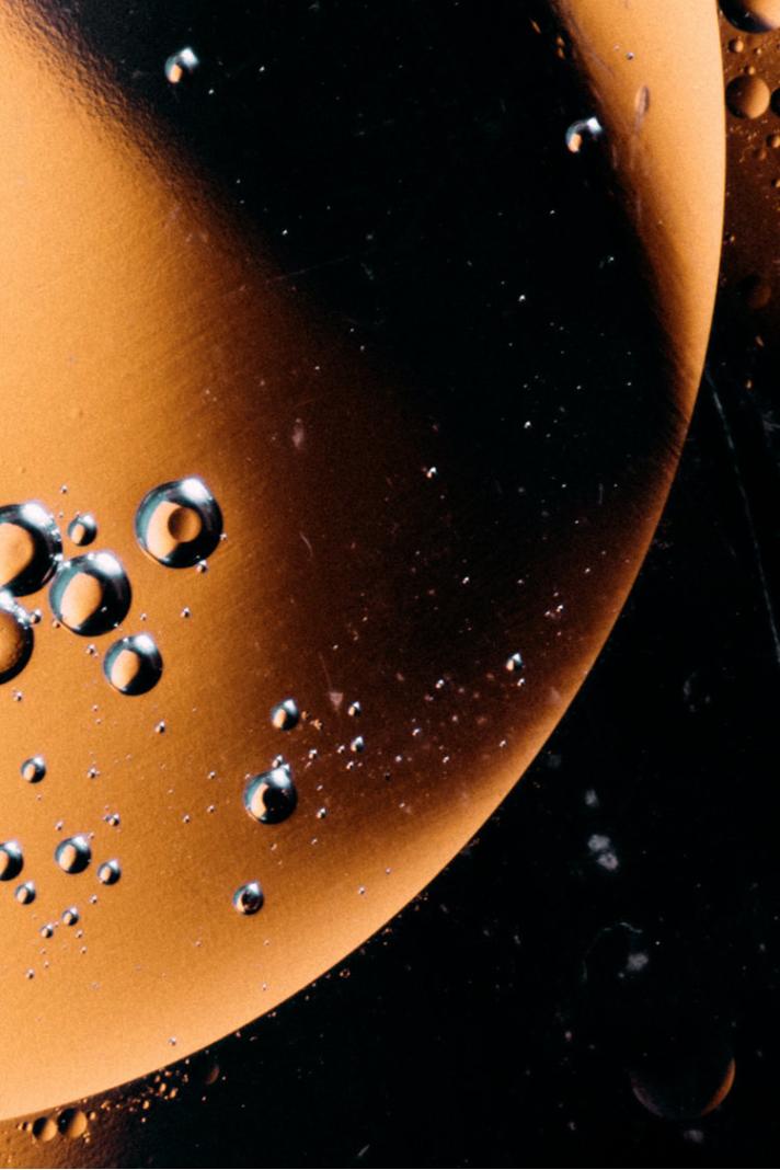 Outer Space | Oil & Water | Joel Bear