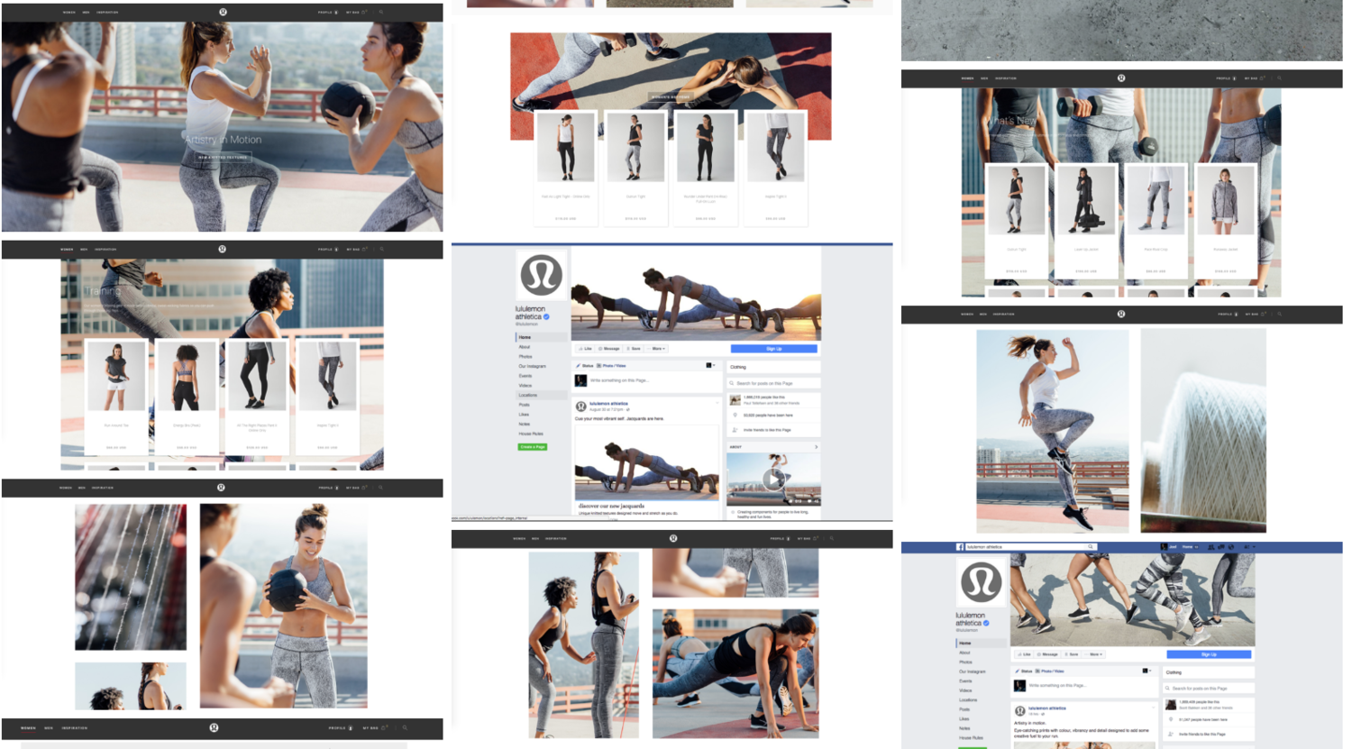 Lululemon: Behind the scenes | Joel Bear Blog