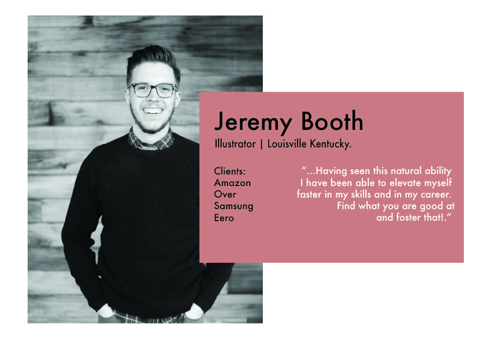 Jeremy Booth Interview | Joel Bear Blog