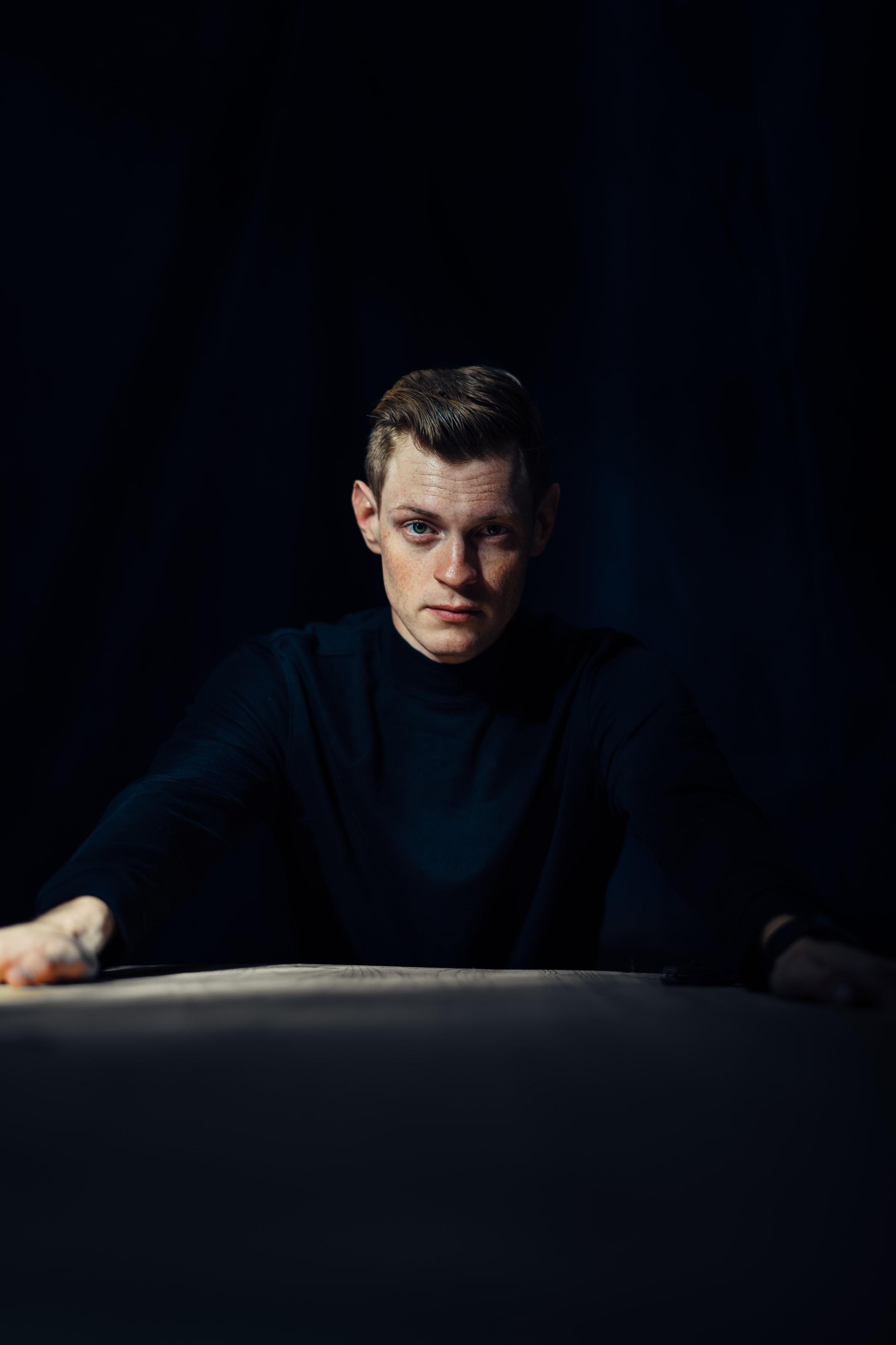 Jasan Matthuews: Portraits