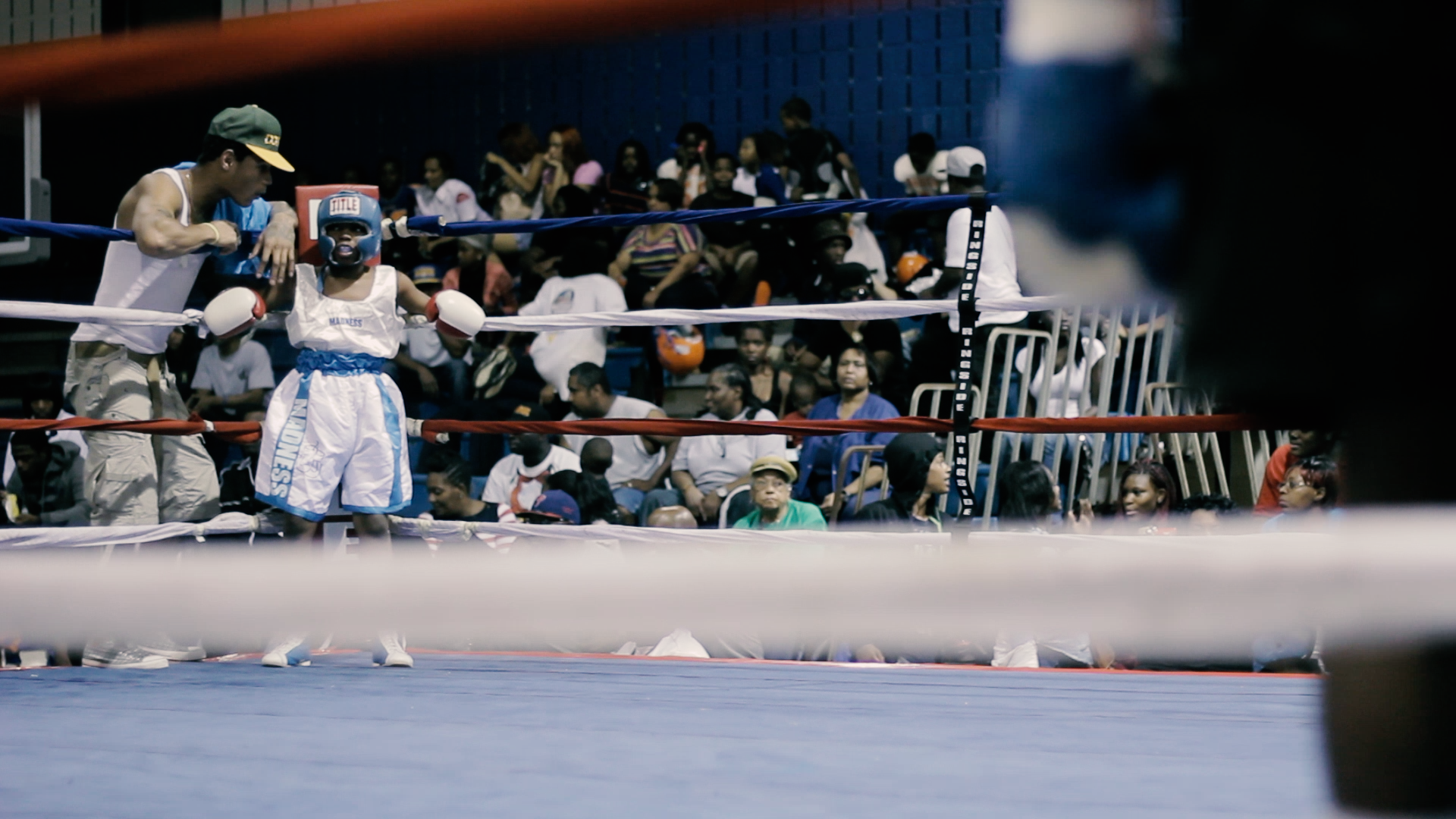 Nomis Boxing Invitational (2012) Digital Videographer Boys and Girls Club DC