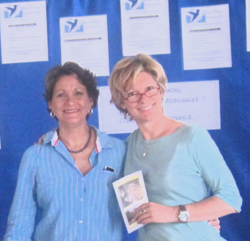 Elizabeth Worley and Dianne Heidke, Cloud Forest Queens