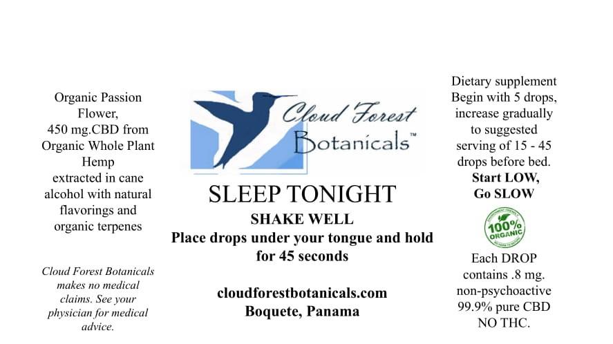 Sleep Tonight