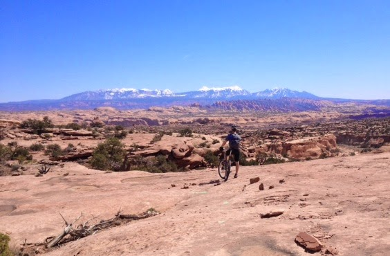 Kung-fu grip is key in Moab