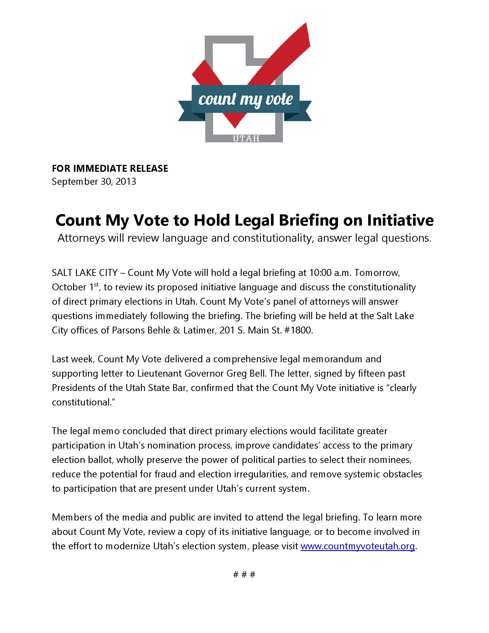 Count My Vote to Hold Legal Briefing.jpg