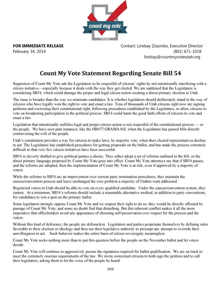 Count My Vote Statement Regarding Senate Bill 54.jpg