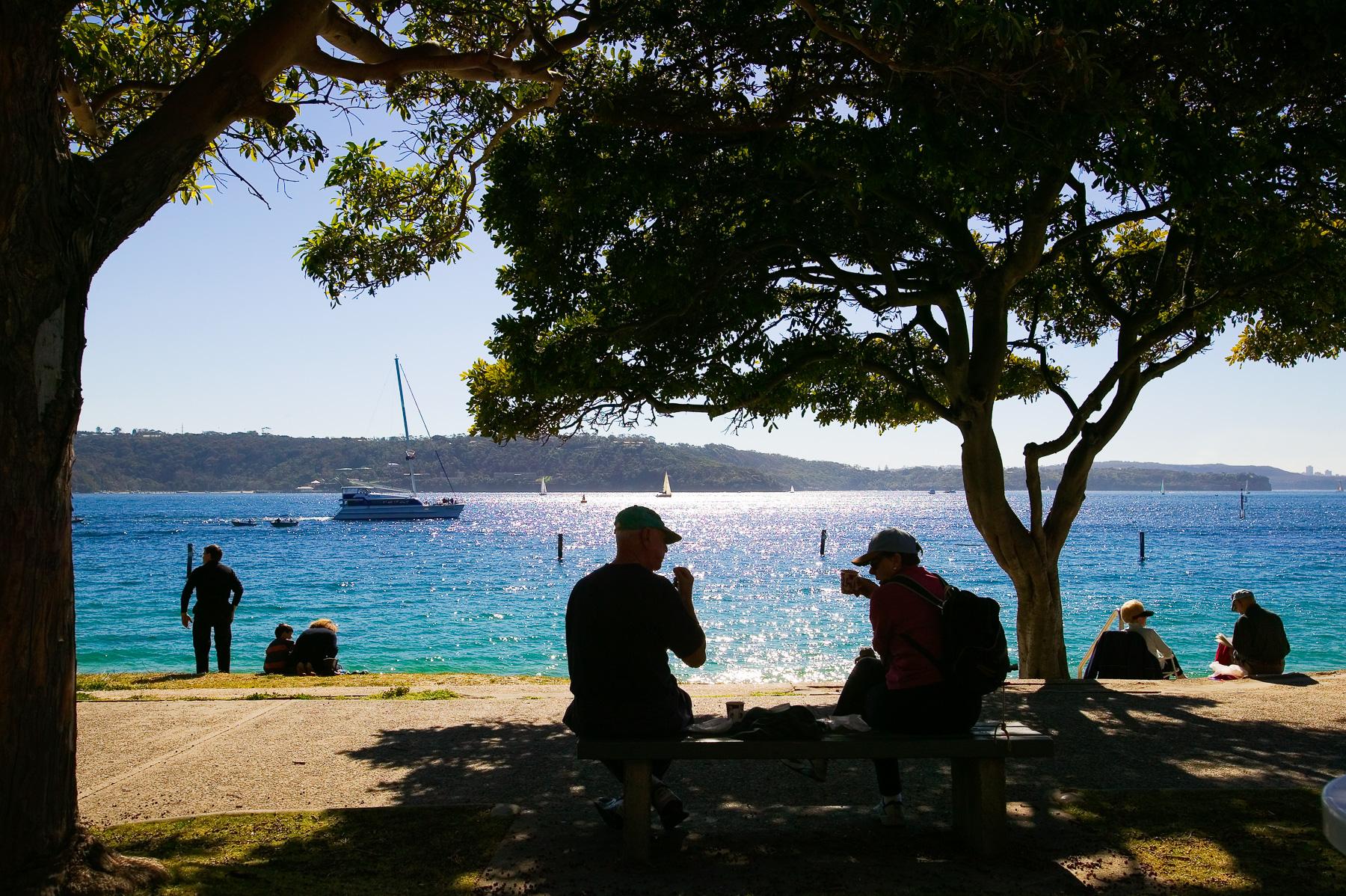 Vaucluse Bay, Sydney.