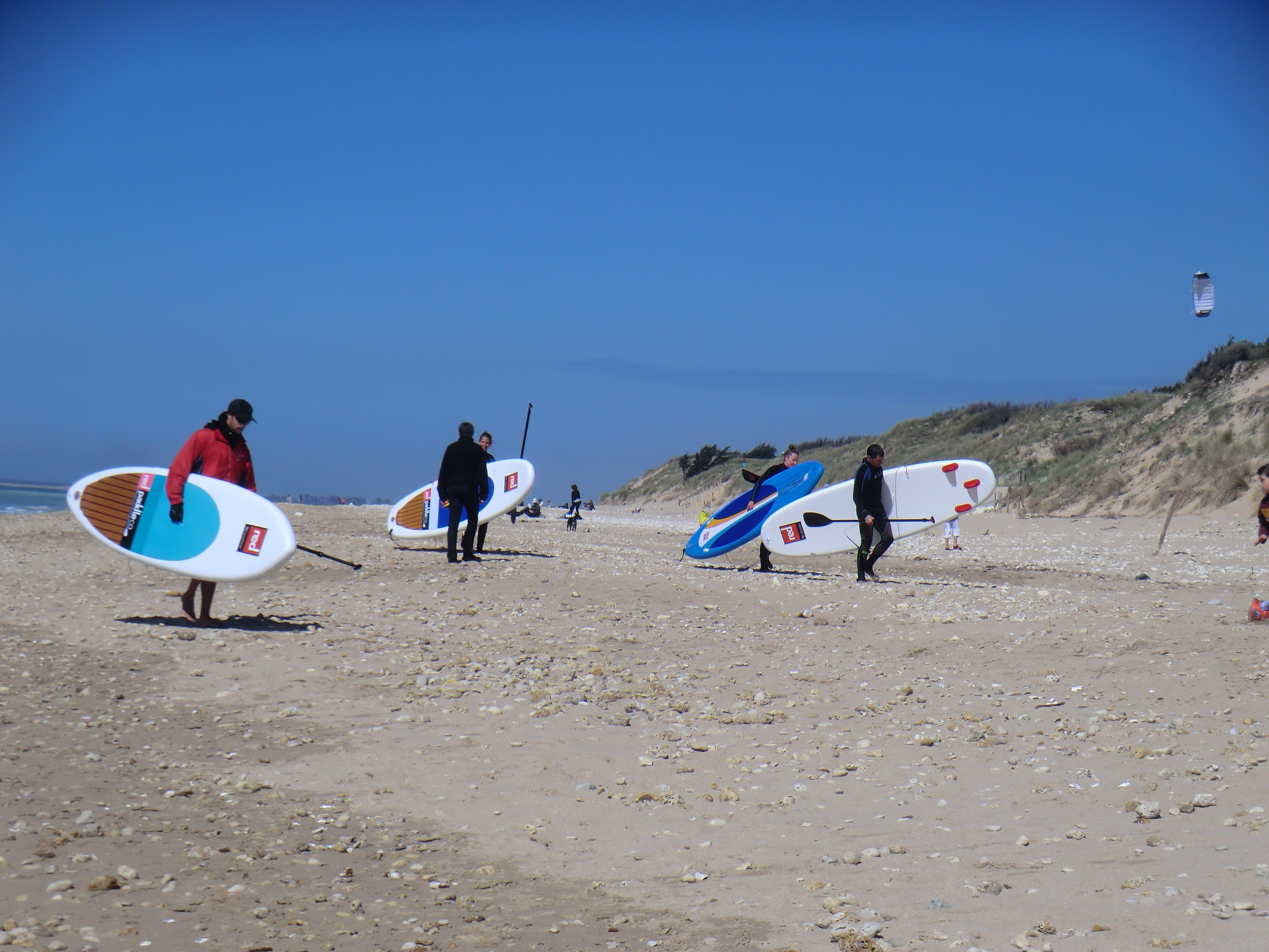 SUP gonflables Red Paddle 2014