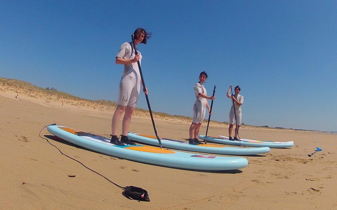 Conseils cours de paddle iledere
