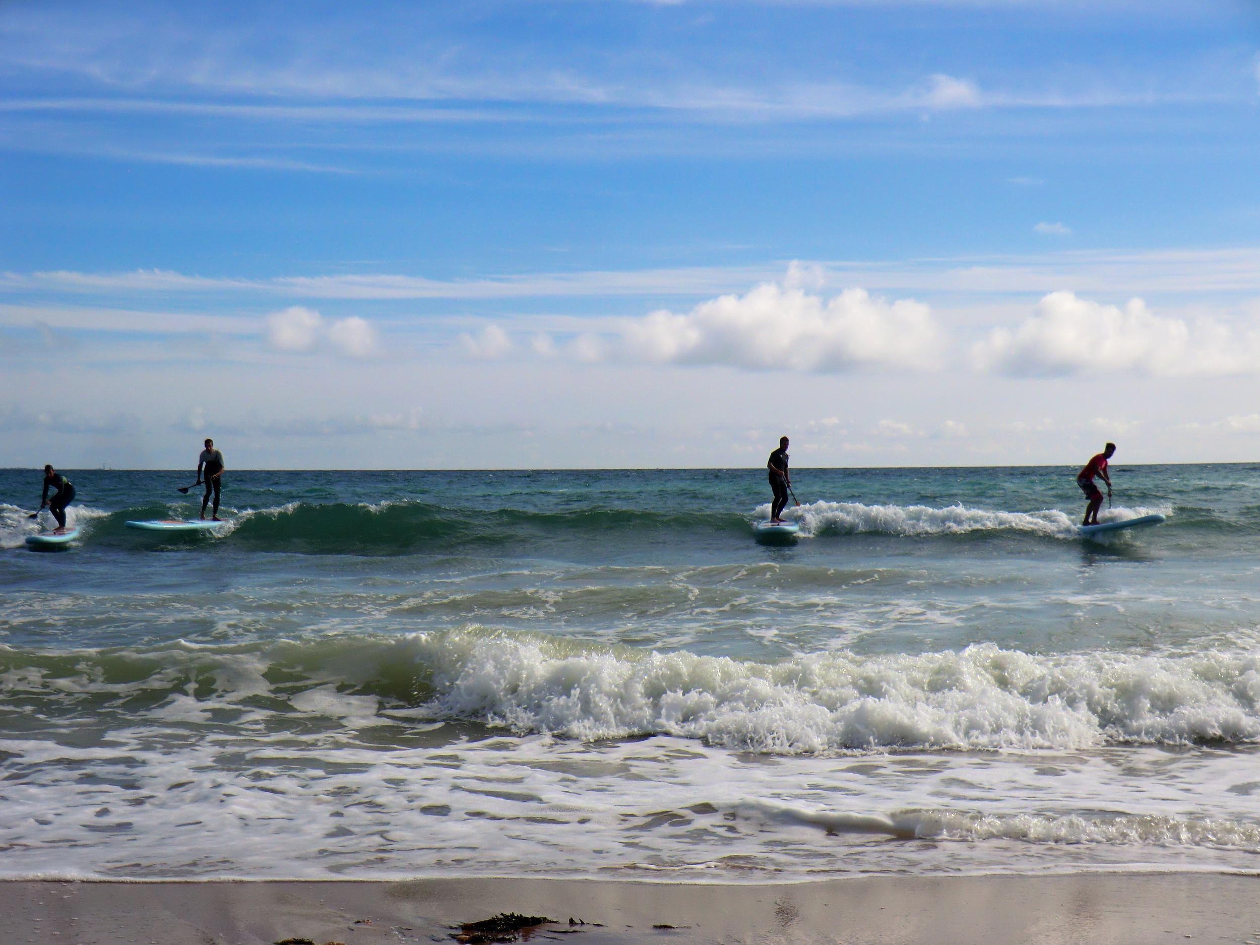 Surf / Stand Up Paddle - Île de Ré